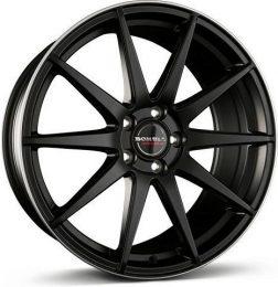 Borbet - GTX (black rim Polished matt)