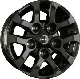 Borbet - LD (black glossy)