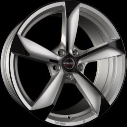 Borbet - S (Silver Black Glossy)