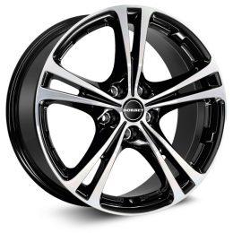 Borbet - XL (Black Polished)