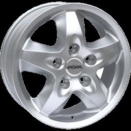 Ronal - R44 (Crystal Silver)