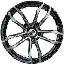 Wolfhart - VT5 (Gloss Black / Polished)