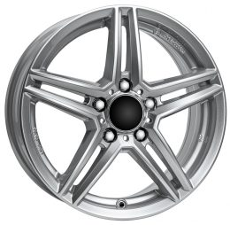 Wolfrace Eurosport - M10 (Polar Silver)