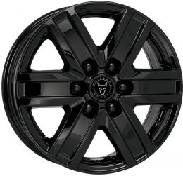 Wolfrace Eurosport - Transporter (Diamond Black)
