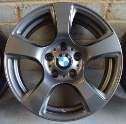 BMW OEM - 157 (Anthracite Grey)