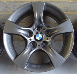 BMW OEM - 339 (Anthracite Grey)