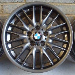 BMW OEM - 72M MV1 (Anthracite Grey)