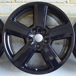 Audi OEM - 5 Arm Spoke (Gloss Black)