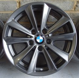 BMW OEM - 236 (Anthracite Grey)