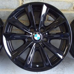 BMW OEM - 236 (Gloss Black)
