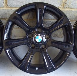 BMW OEM - 394 (Gloss Black)