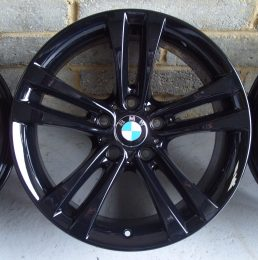 BMW OEM - 397 (Gloss Black)