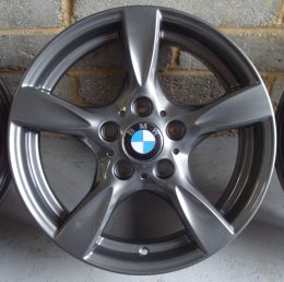 BMW OEM - 5 Spoke (Anthracite Grey)