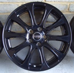 Land Rover OEM - 10 Spoke (Gloss Black)