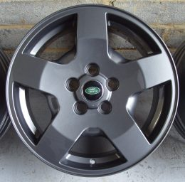 Land Rover OEM - 5 Spoke (Anthracite Grey)