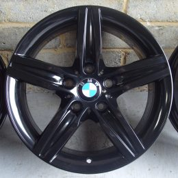 BMW OEM - 379 (Gloss Black)