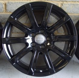 Audi OEM - 10 Spoke (Gloss Black)