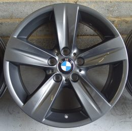 BMW OEM - 189 (Anthracite Grey)