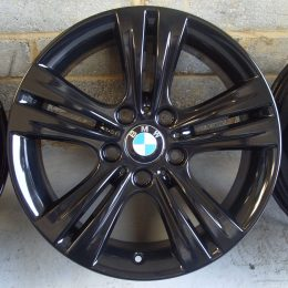 BMW OEM - 392 (Gloss Black)