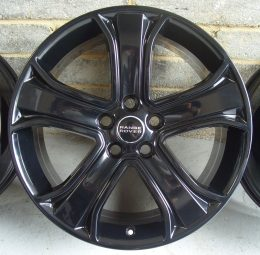 Land Rover OEM - 5 Spoke (Gloss Black)