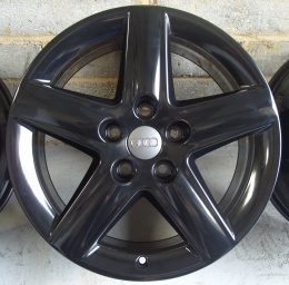 Audi OEM - 5 Spoke (Gloss Black)