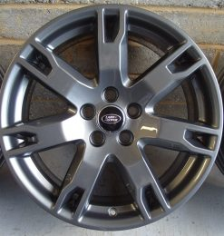 Land Rover OEM - 7 Spoke (Anthracite Grey)