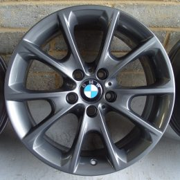 BMW OEM - 398 (Anthracite Grey)