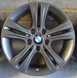 BMW OEM - 392 (Anthracite Grey)