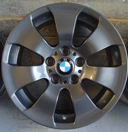 BMW OEM - 158 (Anthracite Grey)