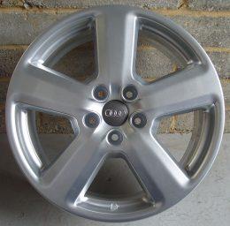 Audi OEM - 5 Arm Spoke (Silver)