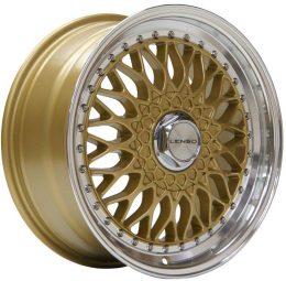 Lenso - BSX (Gold / Mirror Lip)