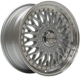 Lenso - BSX (Silver / Mirror Lip)