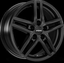 Ronal - R65 (Jet Black Matt)
