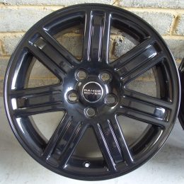 Land Rover OEM - 7 Spoke 1 (Gloss Black)