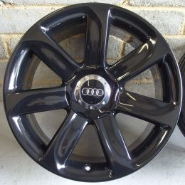 Audi OEM - 7 Spoke (Gloss Black)