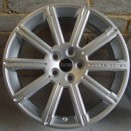 Land Rover OEM - 10 Spoke (Silver)