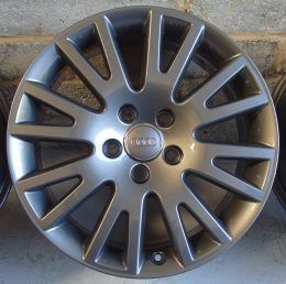 Audi OEM - 8 V Spoke (Anthracite Grey)