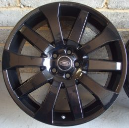 Land Rover OEM - 10 Spoke 2 (Gloss Black)