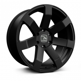 Hawke Wheels - Summit XD (Matt Black)