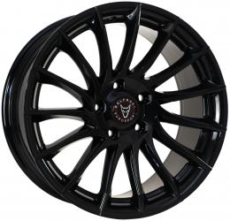 Wolfrace Eurosport - Aero (Gloss Black)