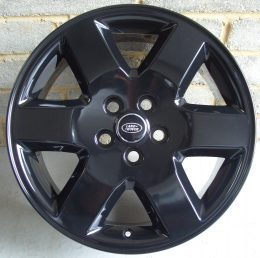 Land Rover OEM - 6 Spoke 1 (Gloss Black)