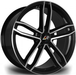 LMR - Rave (Black Polished)