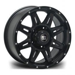 Riviera Xtreme - RX600 (Black Milled)