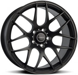 ROMAC - RADIUM (Satin Black)