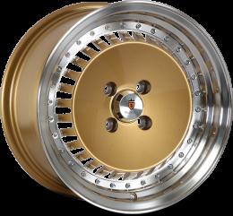 Stuttgart - ST4 (Gold Polished)