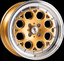 Stuttgart - ST6 (Gold Polished)