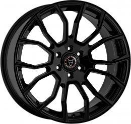 Wolfrace Eurosport - Evoke X (Gloss Black)