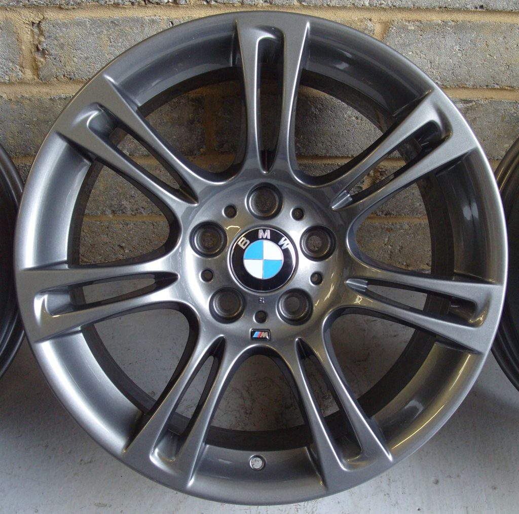 BMW OEM - 330M (Anthracite Grey)