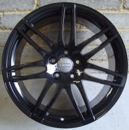 Audi OEM - 7 Double Spoke RS4 (Gloss Black)