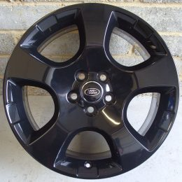 Land Rover OEM - 5 Spoke 1 (Gloss Black)